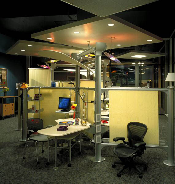 Herman Miller - Open Office - L