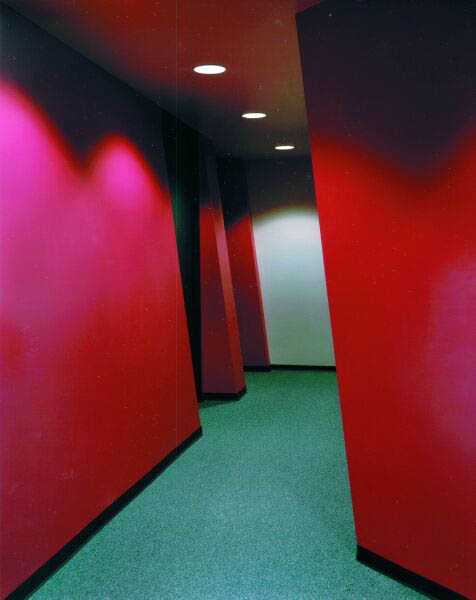 Origin Systems - Corridor Red - L